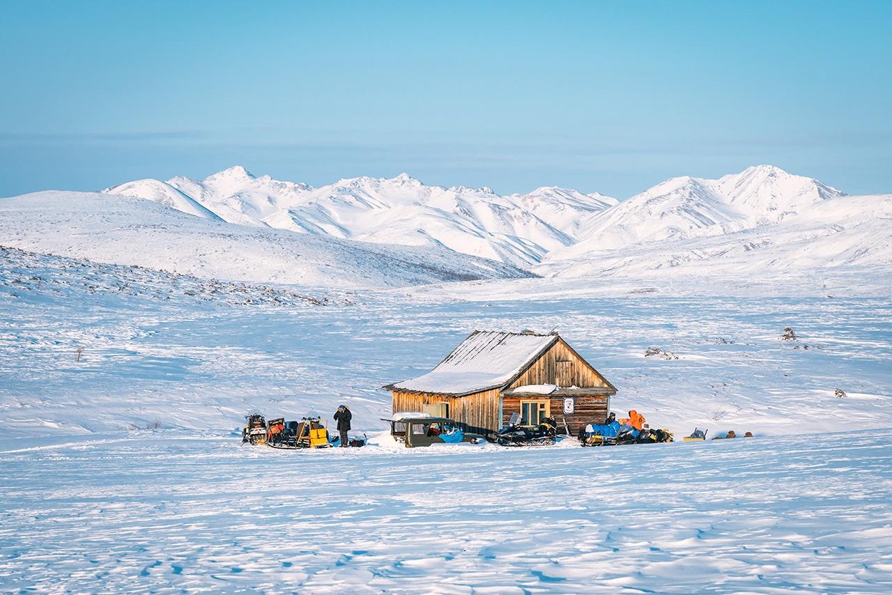 The Vast Kamchatka Peninsula
