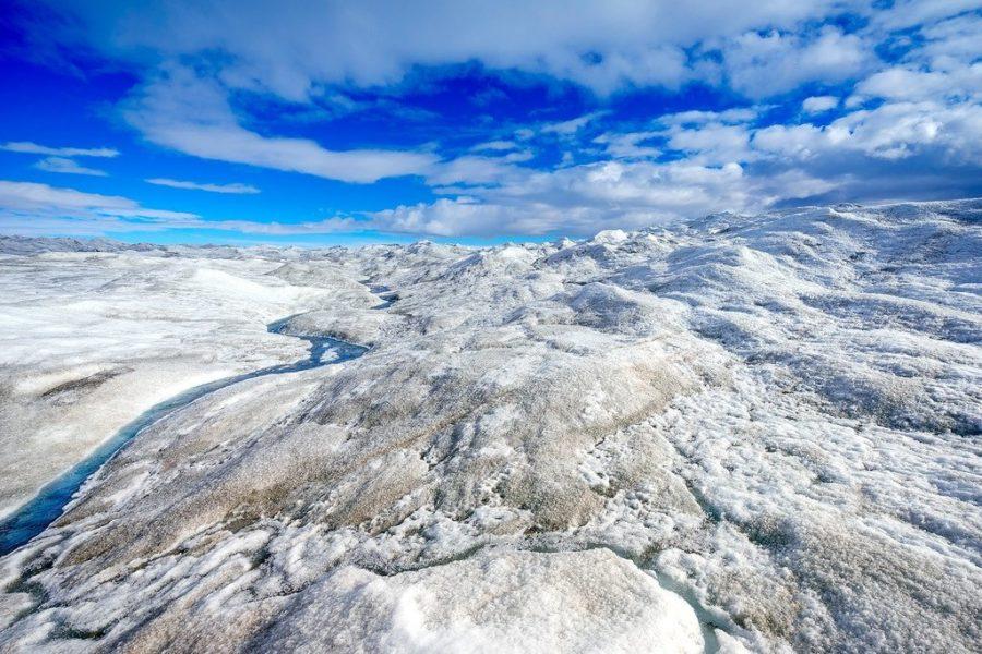 Ice Cap Greenland