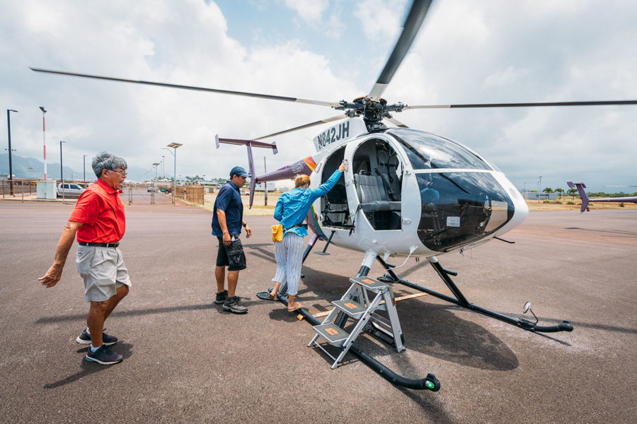 Jack Harter Helicopter Tour