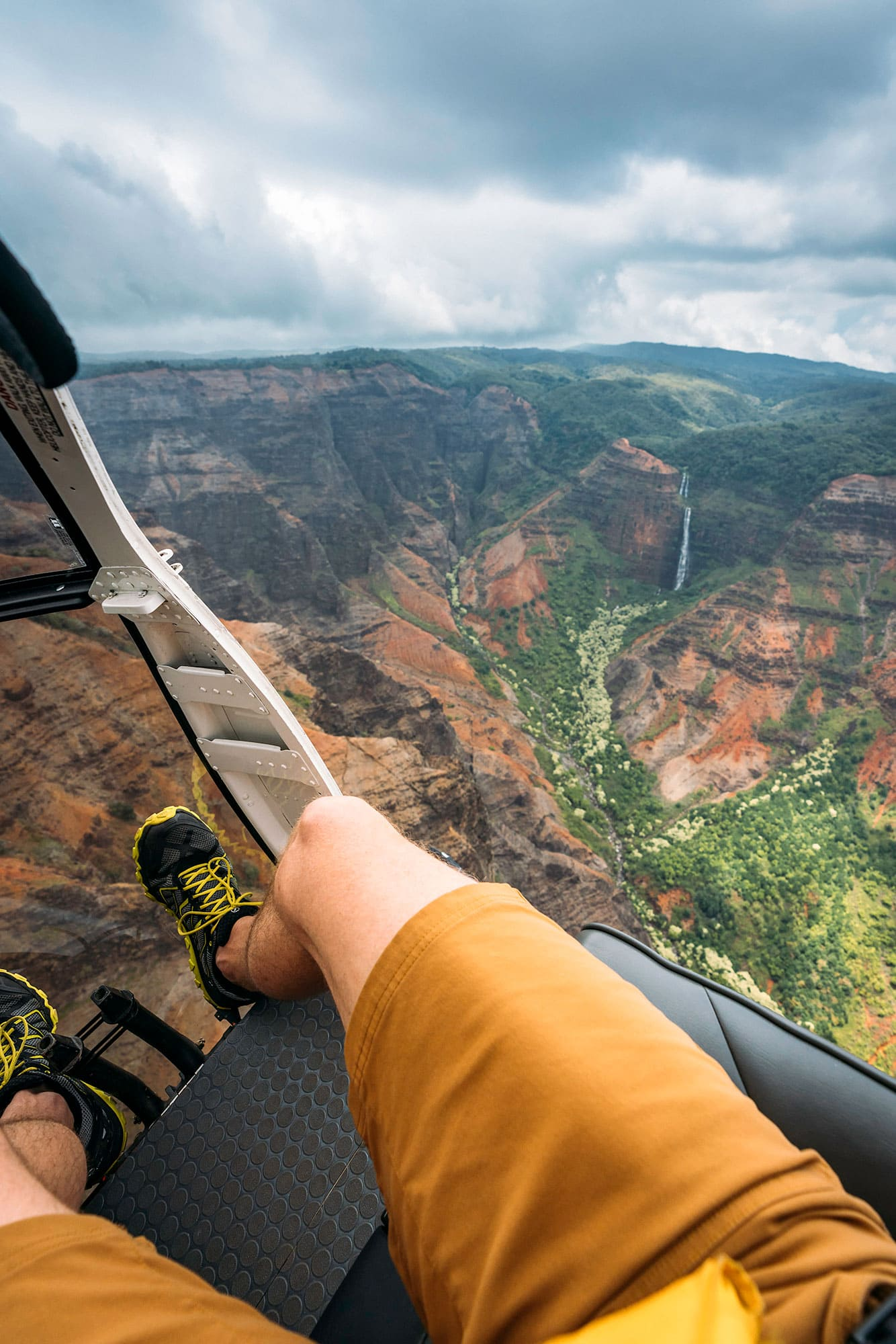 Waimea Canyon Helicopter