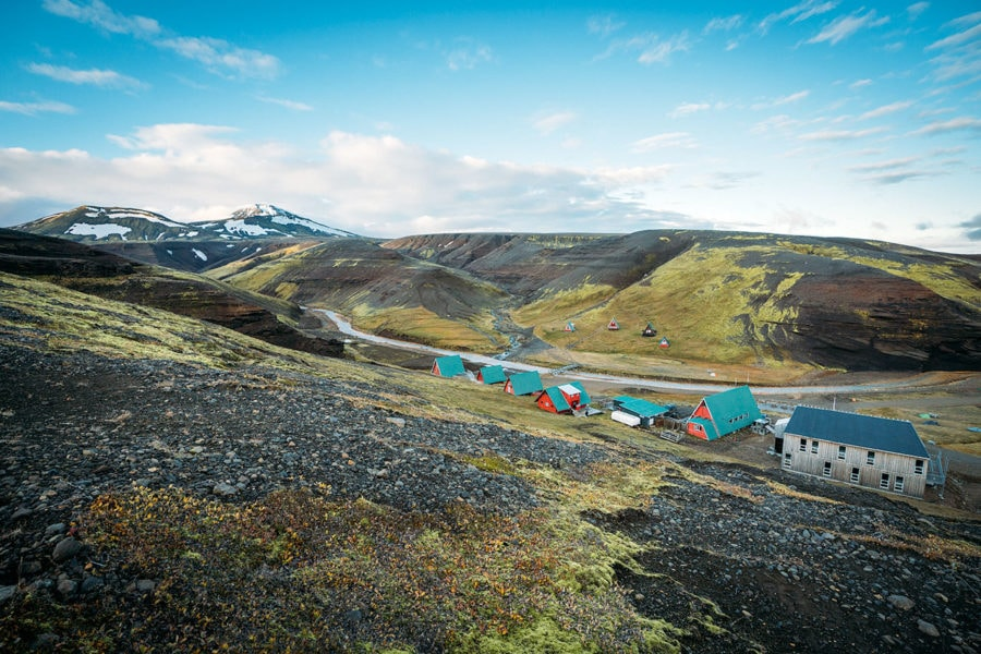 Kerlingarfjoll Mountain Resort & Camping