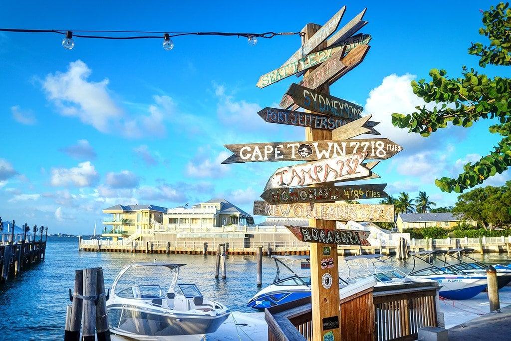 Wander the Key West Pier