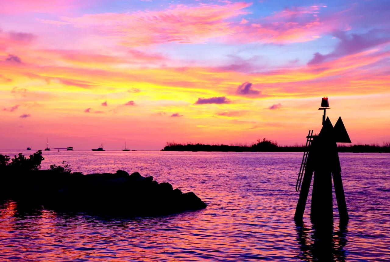 Key West Florida Sunset