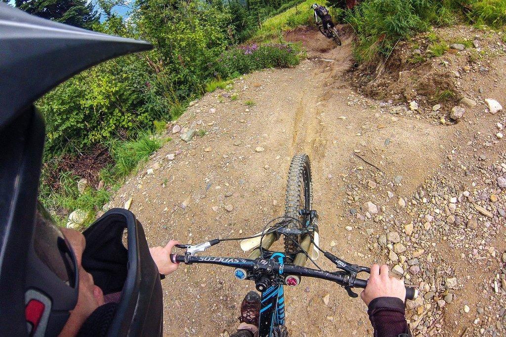 Mountain Biking Golden BC