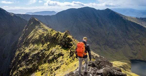 Mountain Skills / Mountain skills courses / Outdoor Education