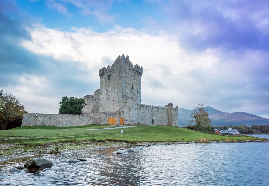 Beautiful Irish Castle