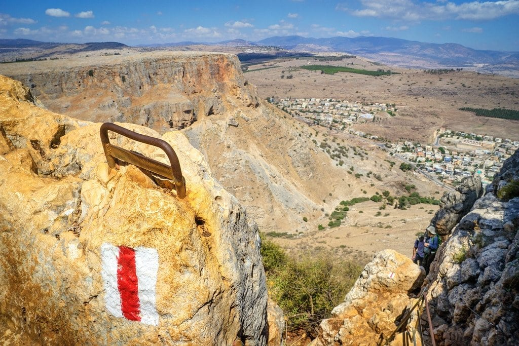 Mount Arbel Israel
