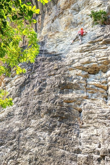 Rock Climbing Prana