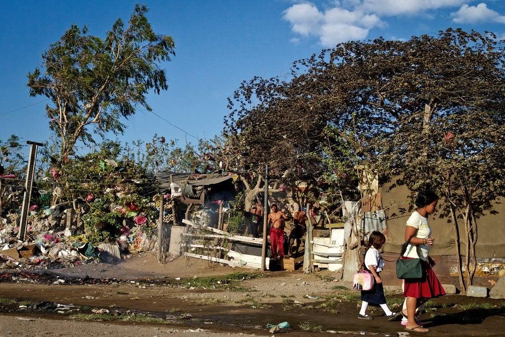 Managua Nicaragua La Chureca Home