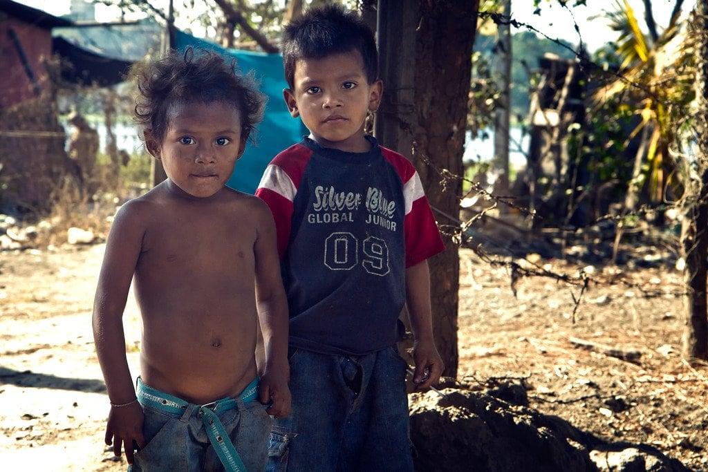 Managua Nicaragua La Chureca Kids