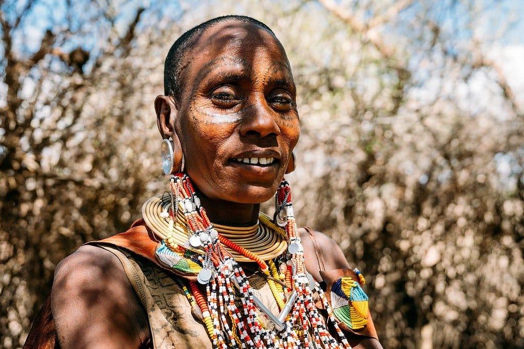 Tanzania Datoga People
