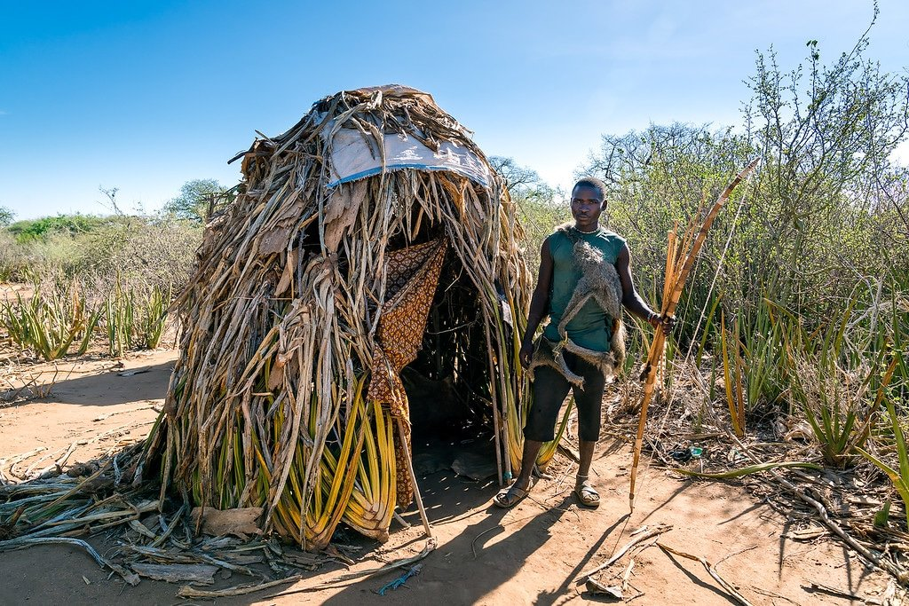 Tanzania Hadzabe Tribe