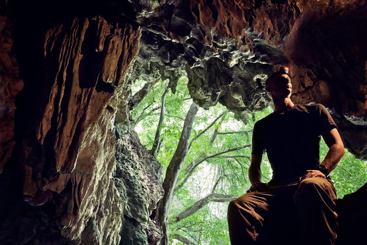 Lanquin Cave Guatemala