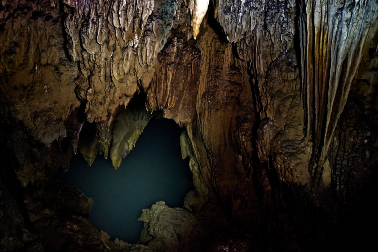 Lanquin Cave River Guatemala