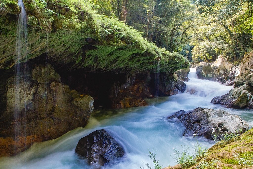 Semuc Champey Pools Guatemala