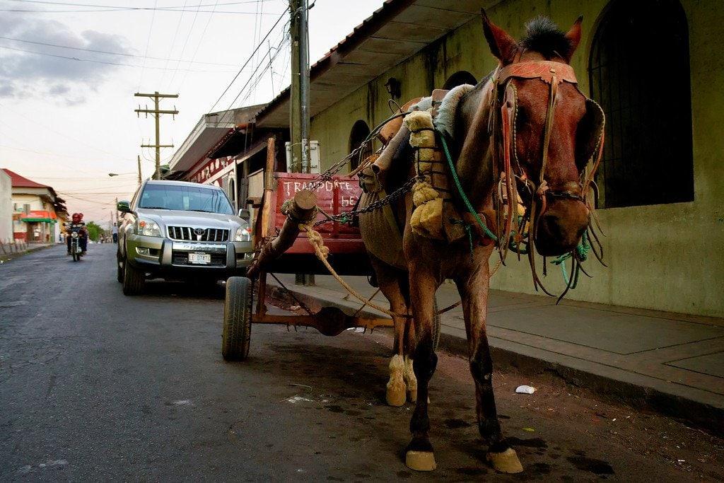 Nicaraguan Transportation