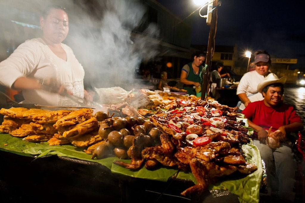 Tasty & Cheap Street Food