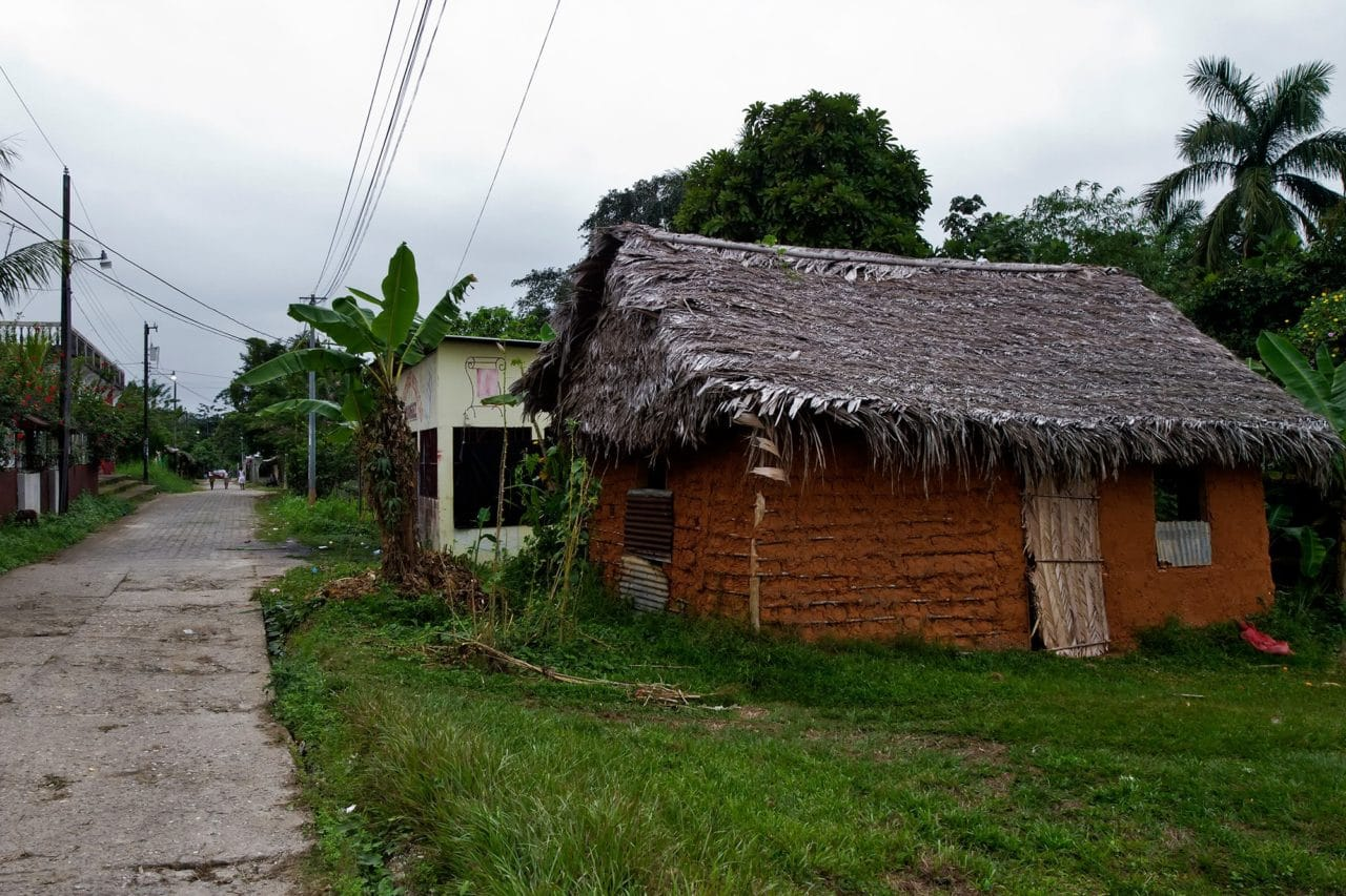 Livingston Guatemala Local House