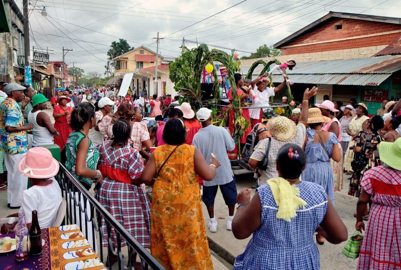 Livingston Guatemala Block Party
