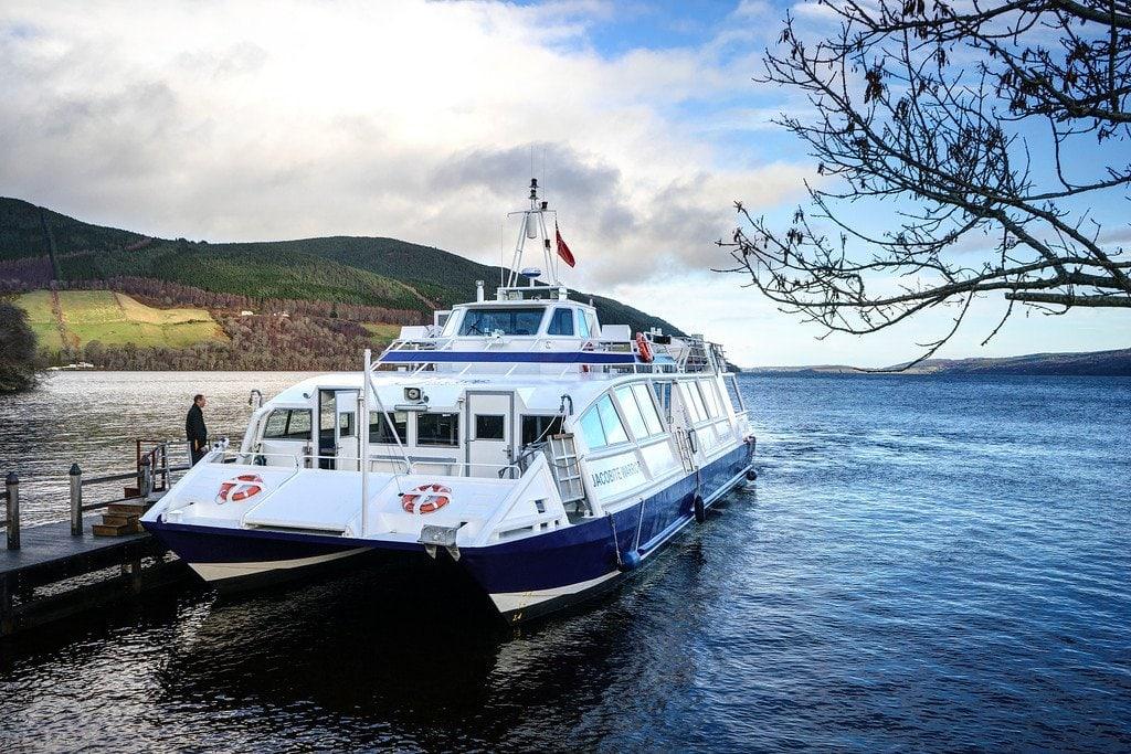 Jacobite Cruise Scotland
