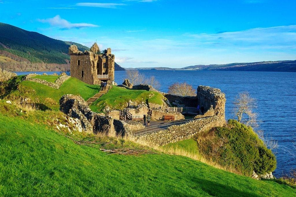 Urquhart Castle Highlands