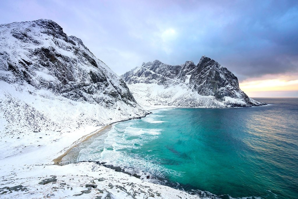 Lofoten Islands Hiking