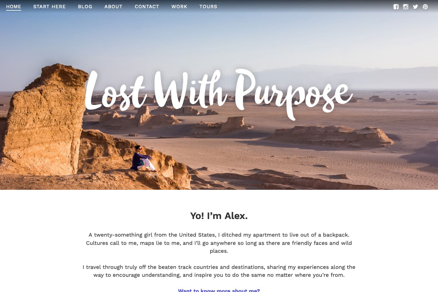 Lost With Purpose Blog