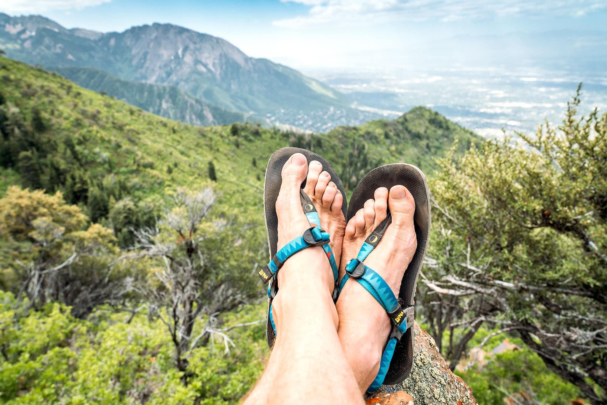 Luna Sandals Review