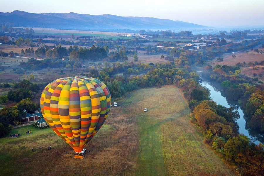 Magalies Hot Air Balloon