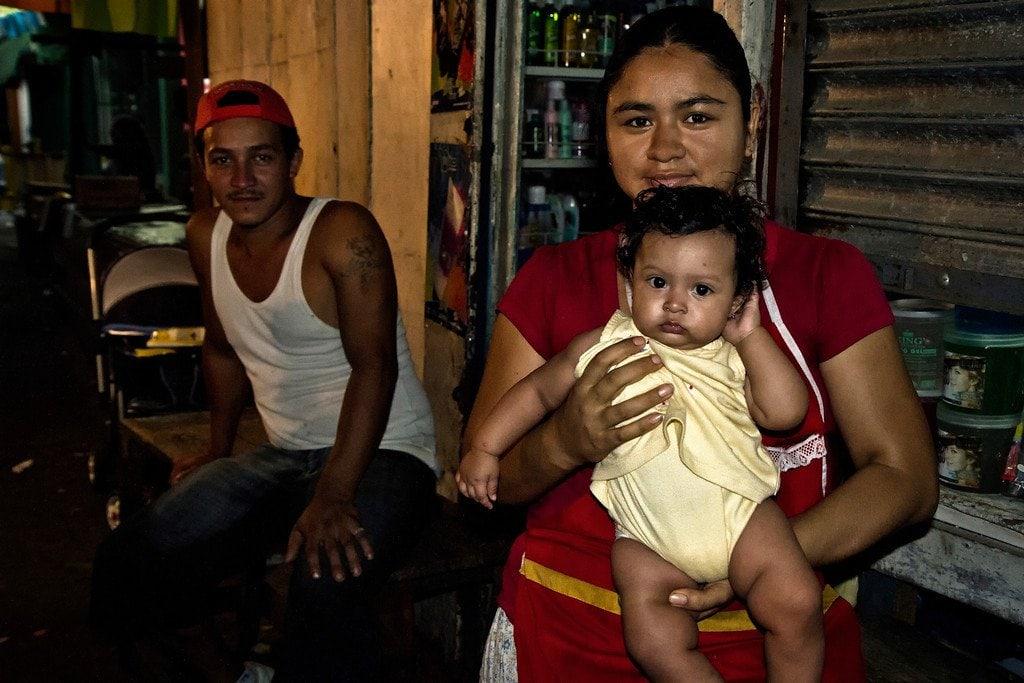 Managua Nicaragua Market