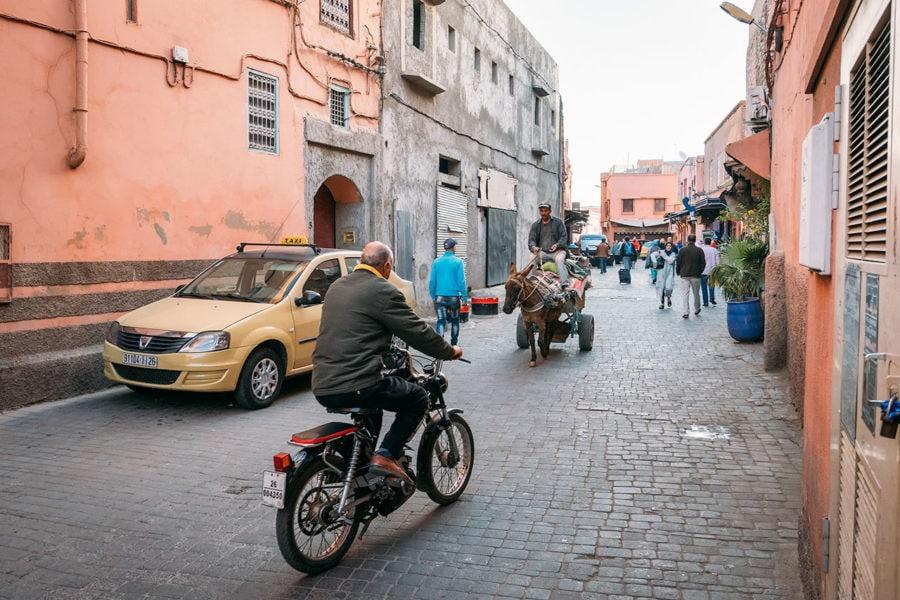 Car Rentals in Morocco