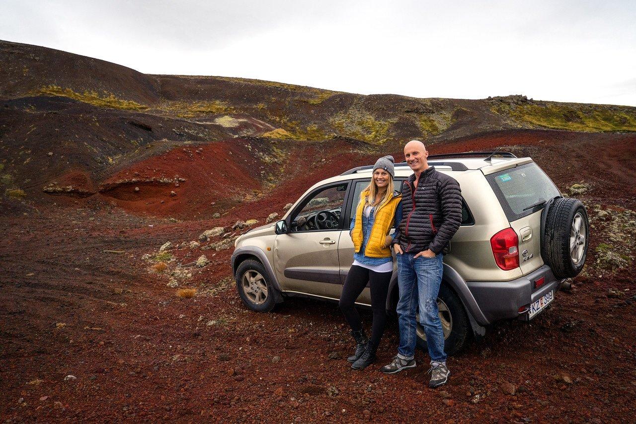 Rental Car Iceland