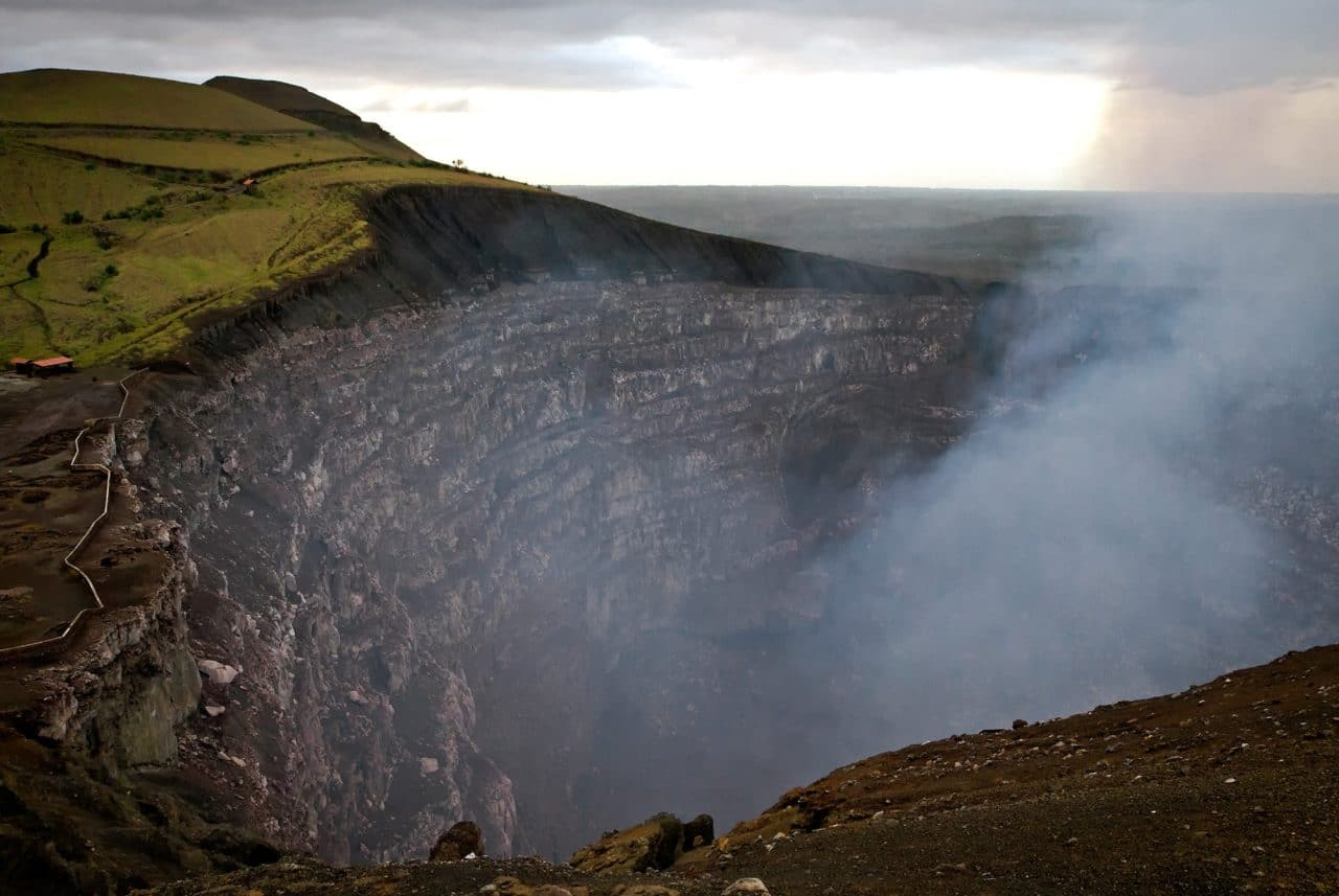 Masaya Nicaragua Volcano