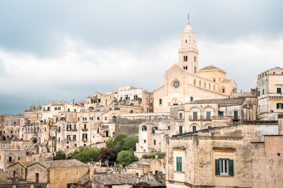 Catedral principal de Matera