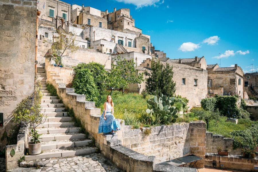 Qué hacer en Matera Italia