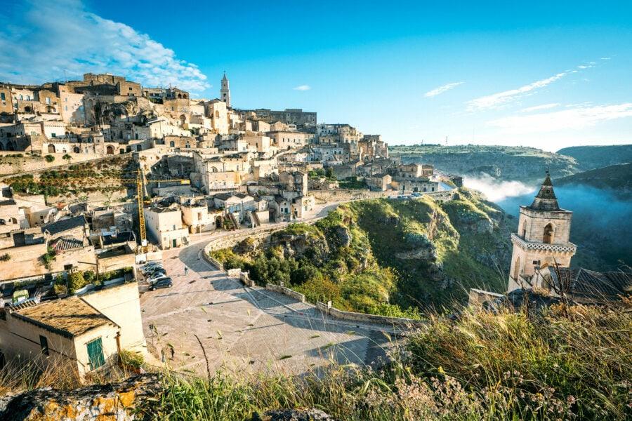 Sitio de la Unesco de Matera