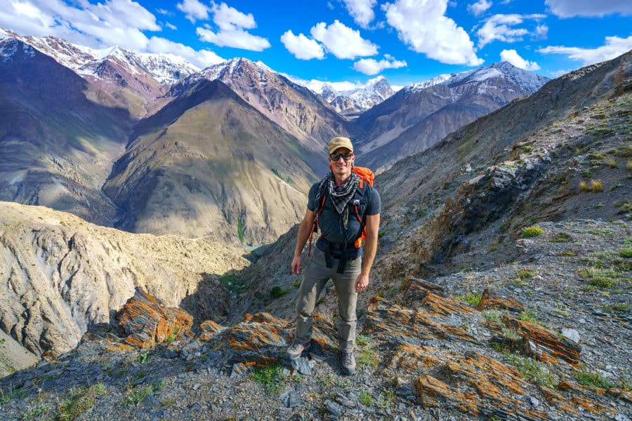 Matthew Karsten Trekking