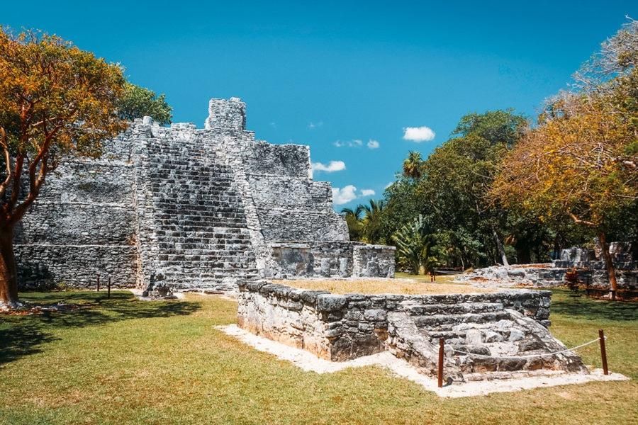El Meco Ruins Cancun