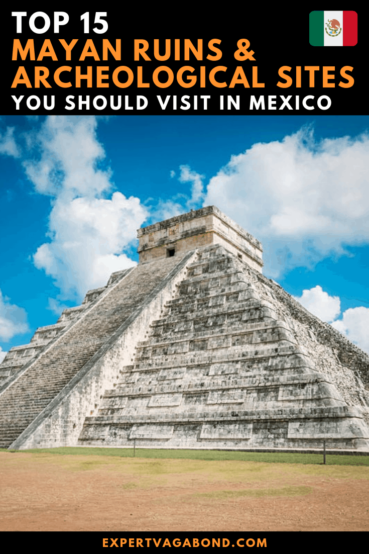 One of my favorite parts about traveling in Mexico are all the interesting ancient Mayan ruins to explore. Here are the best Mayan archeological sites that you don't want to miss!
