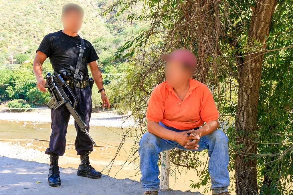 Mexican Cartel Members