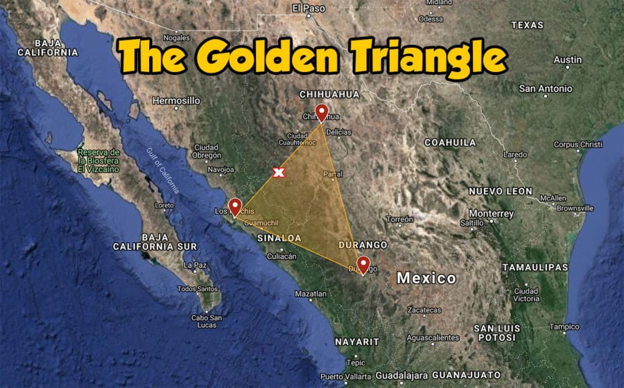 Golden Triangle Mexico