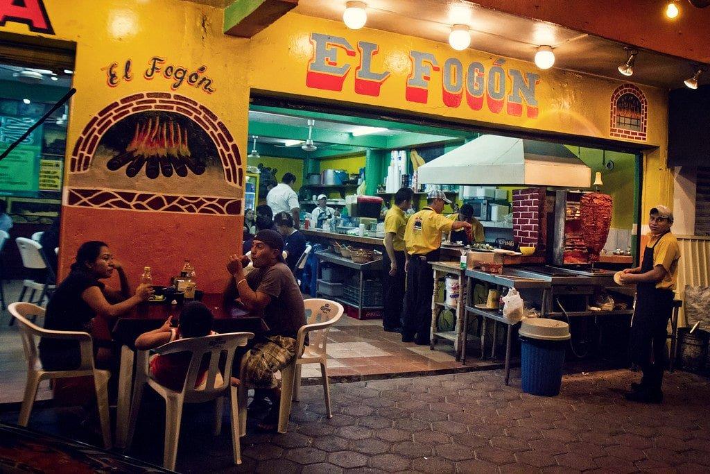Restaurant in Playa Del Carmen