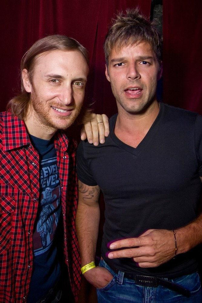 David Guetta & Ricky Martin Miami