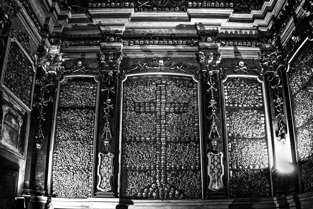 Milan Skull Church