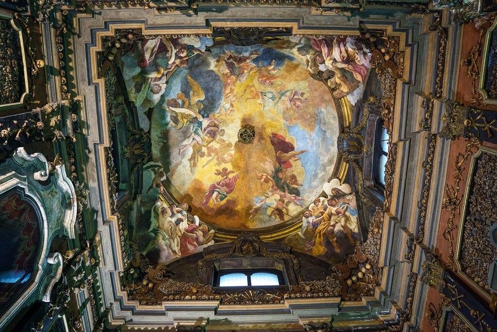 San Bernardino Fresco
