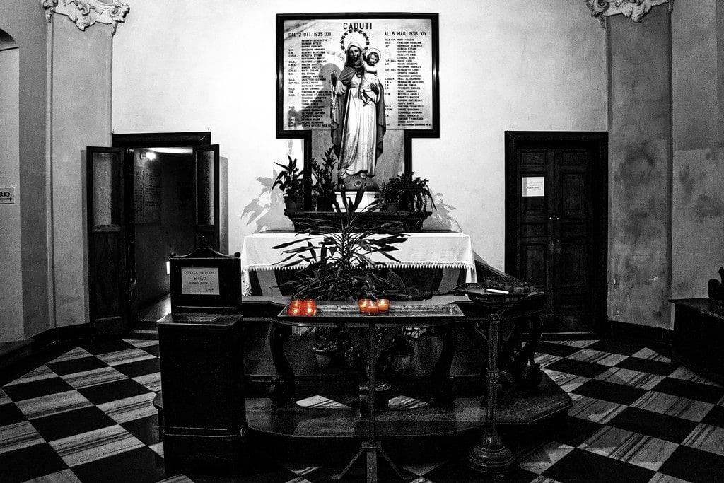 Church Ossuary Milan