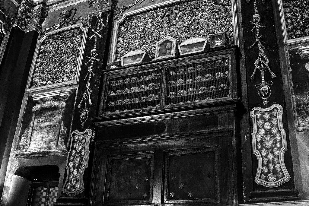 Skulls in Milan