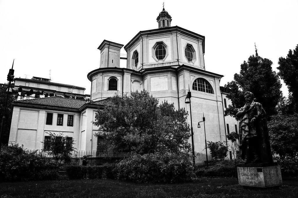 San Bernardino Milan