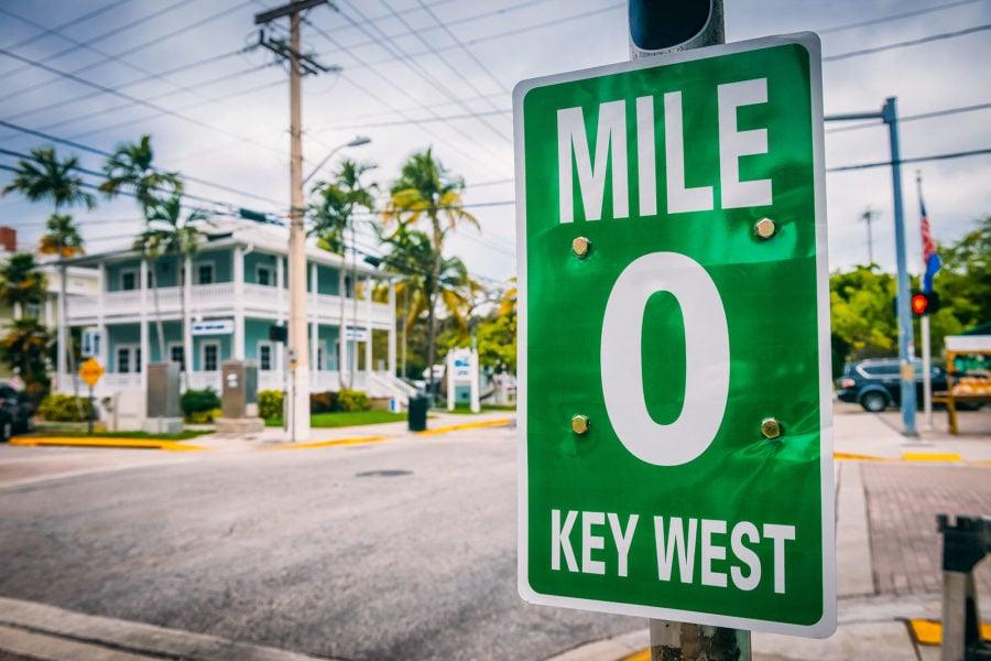 Mile Marker Zero Key West