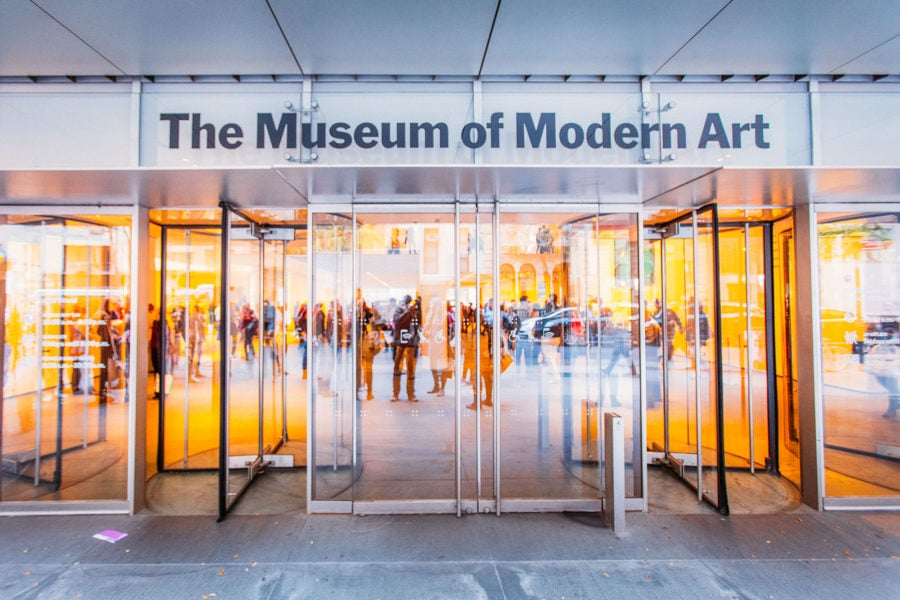 MOMA New York City